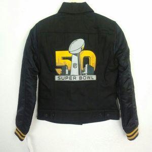 8178f3c8d NWT Levi s NFL Denver Broncos Super Bowl 50 Jacket